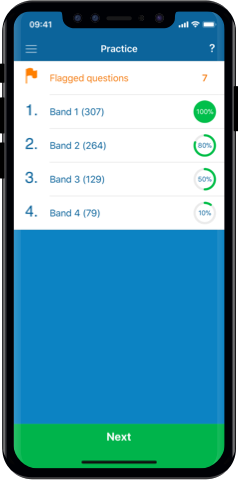 ADI Theory Test 2019 UK for iPhone, Mac and Android- Practice Test