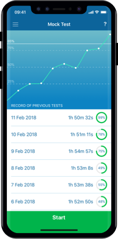 LGV Theory Test 2019 UK for iPhone, Mac and Android- Mock Test