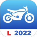 Motorcycle Theory Test UK for iPhone, Mac and Android - app icon